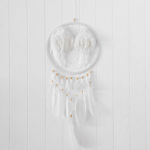 dream catcher  fairy wings